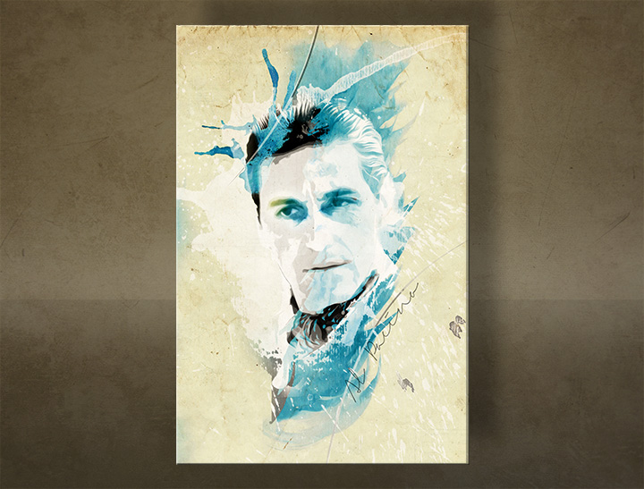 Obraz na stenu Godfather Al Pacino - AQUArt / Tom Loris 001AA1